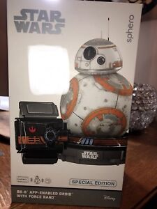 BB8 spheroid special edition with force device