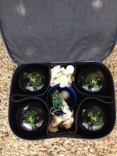 Drakes Pride size 4 lawn bowls excellent condition Mudgeeraba Gold Coast South Preview