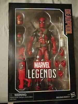 Marvel Legends Series DEADPOOL Series 12 inch Figure New in Box