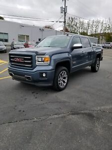 2014 Gmc Sierra 1500 SLT Crew Cab Long Box 4WD