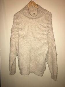 Aritzia Wilfred Slouch Sweater