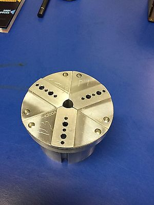 Northfield Style Jaw Chuck 3 Inches By 3 Inches.