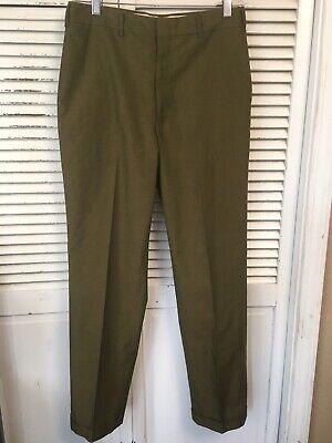 Vintage 1960's Farah Sharkskin Shimmer Mod Style Pants Made In USA Men's (Farah Vintage Usa)