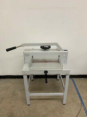 Formax Cut-true 15m Manual Guillotine Cutter