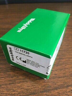 Brand New Welch Allyn 3.5v Coaxial Ophthalmoscope Model 11720. Head Only.