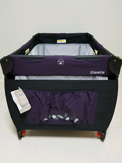 Steelcraft Siesta 2 in 1 Portable Cot