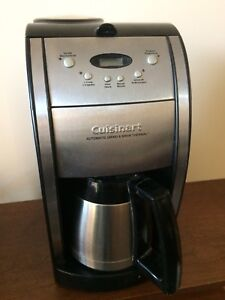 Cuisinart coffee grinder and coffee maker in 1