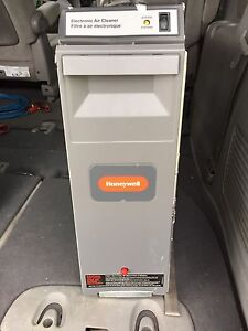 Honeywell F300 electronic air cleaner