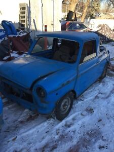 1976 Austin Mini projects