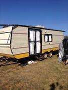 Viscount Caravan and Annex Golden Square Bendigo City Preview