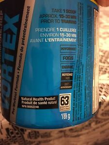 BPI Sports 1.M.R pre-workout (63 scoops) Kitchener / Waterloo Kitchener Area image 2