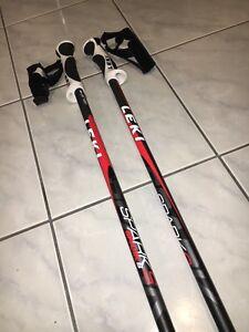 Bâtons de ski Leki