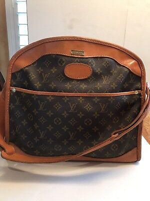 Louis Vuitton Carry All Vintage Bag.