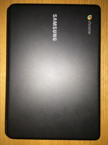 Samsung Chromebook 3 4GB Ram 16GB SSD 11.6-Inch Laptop - Black - XE500C13-K04