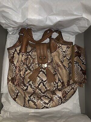 Authentic Vintage Snake Skin gucci purse