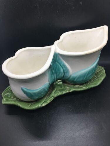Morton Pottery Double Cashe Pot