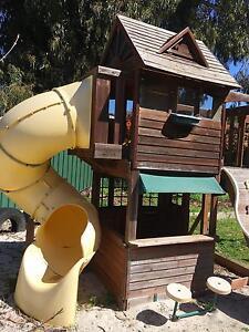 Giant play centre outdoor Walliston Kalamunda Area Preview