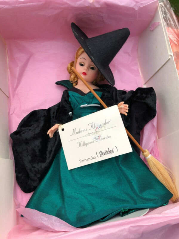"Samantha Bewitched Madame Alexander, 10"" Doll Year: 1997 RARE"