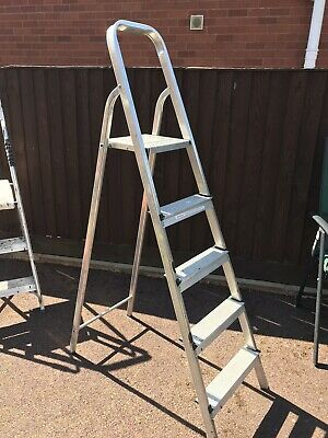Used Step Ladders