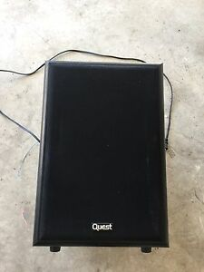 Quest QS8 100 watt Subwoofer