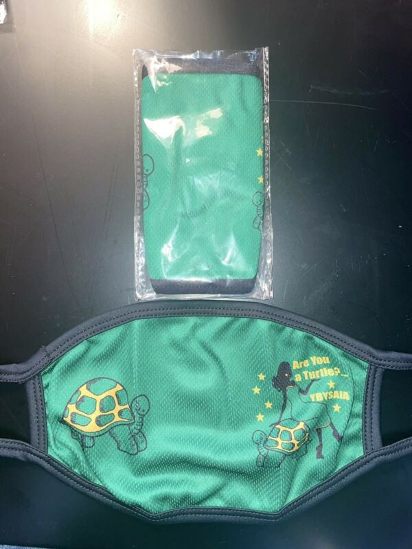 Are You A Turtle 🐢 face mask reusable washable breathable!
