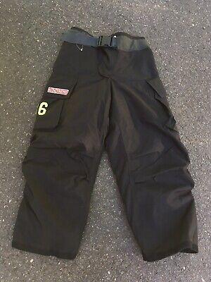 Mfg 2004 Globe G-xtreme Turnout Bunker Gear Firefighter Pants Size 36 X 30