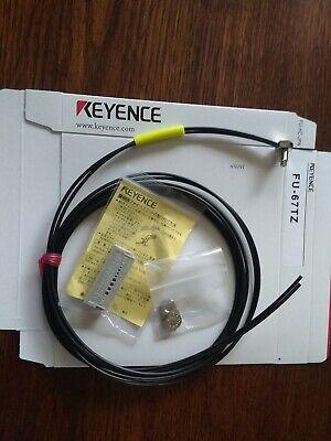 New Keyence Fiber Sensor Fu-67tz Fu67tz. Free Shipping.