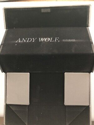 Andy Wolf Case Brand New.