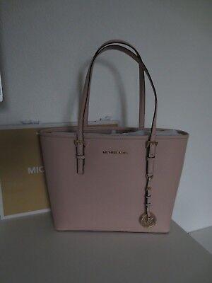 cf493268db3ef Michael Kors MD CARRYALL TRAVEL BALLET Tasche Shopper Taschen Saffiano MK  BAG