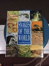 Snakes Of The World - by Scott Weidensaul Glenvale Toowoomba City Preview