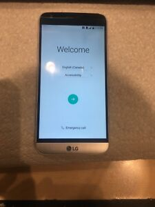 Unlocked LG G5 in perfect condition for sale