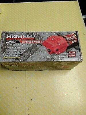 High Flo High Performance 2.4 Gpm 60 Psi Bypass Pump 5151089