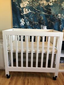 Babyletto Origami Mini Crib $250