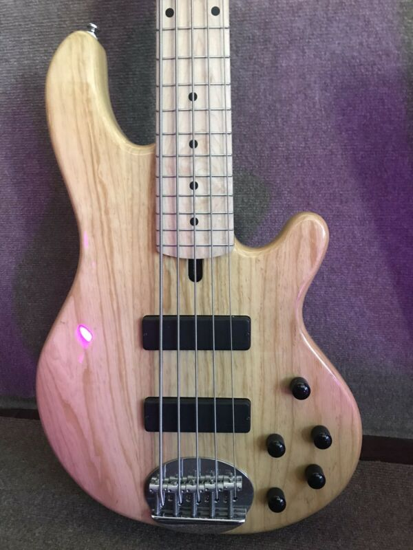Bass Guitar  Lakland 55-01 Electric Bass Guitar
