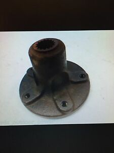 Wanted pair of rear axle hubs for John deere 200 series
