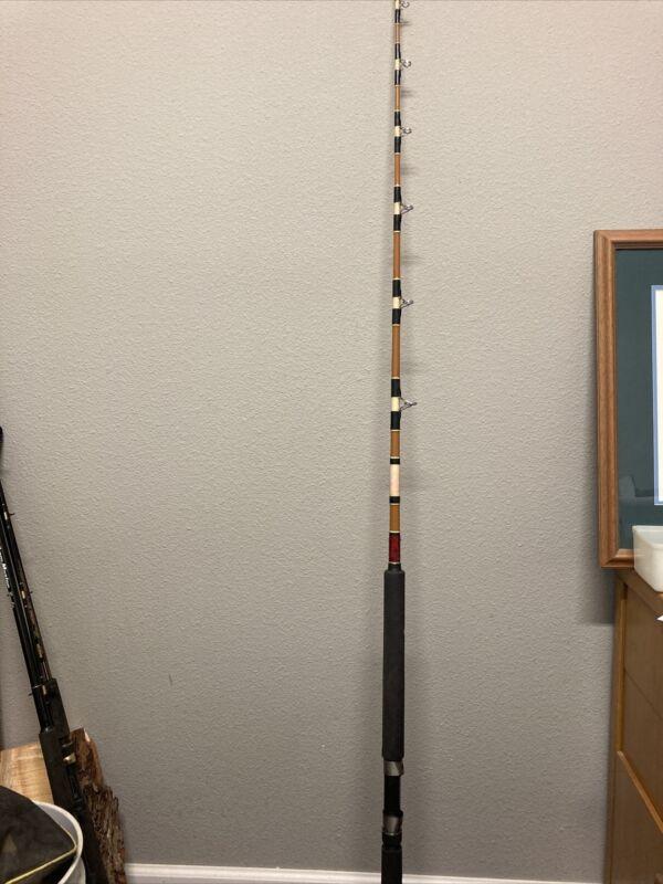 FUJI Fishing Rod 6' One Piece FPS-D24 Sabre 6460-XH Halibut,sturgeon Big Fishrod