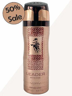 Handsome Leader Intense Perfume Mens Fragrance 200ML, Men, Musk Aroma, Vurv