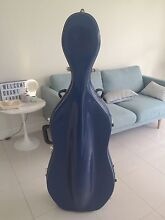 4/4 Cello Hard Case Full Size Stonyfell Burnside Area Preview