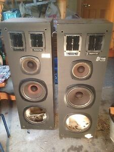 Interaudio Alpha-4 200W? Speakers