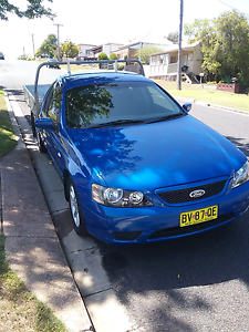 06 FORD FALCON UTE CAB CHASSIS  BF AUTO REDUCED PRICE Gillieston Heights Maitland Area Preview