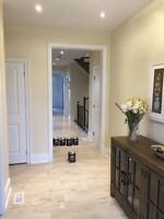 Painting & wallpaper installer / house, condo, office / painter