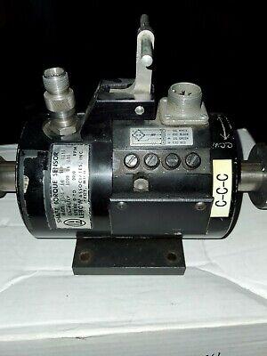 Lebow 1104-1k Torque Sensor Rotary Shaft Transducer 1000 Lbs In 9000 Rpm R.p.m.