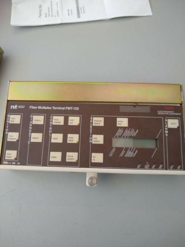 Nortel NT7H61AH Fiber Multiplex Terminal FMT-150