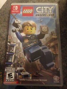 Lego city for switch