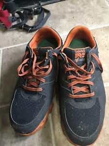 Timberland Steel Toe Work Shoes