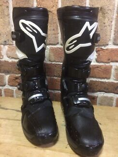 New Alpinestars Tech 3 MX boots