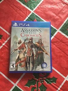 PS4 Assassins Greed Chronicles