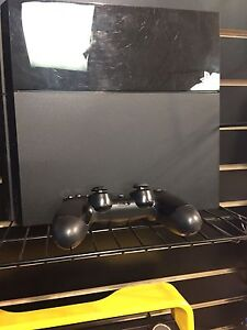 PS4 System used 500gb