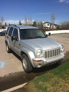 MECHANIC'S SPECIAL! 2003 Jeep Liberty Ltd 3.7 L