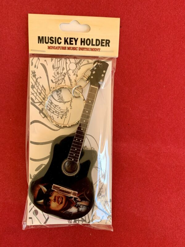 Angus Young / AC/DC - Acoustic Key Chain